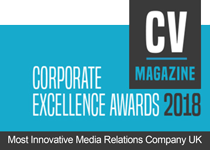 Most Innovative Media Relations Company UK