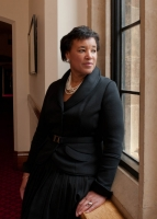 Creator of First Women project welcomes new Suffragette film - Baroness Patricia Scotland, First Woman Attorney General