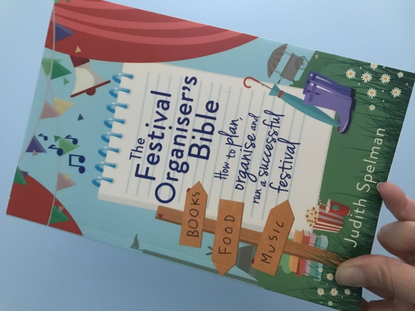 Organising a Festival? This is the book you need!