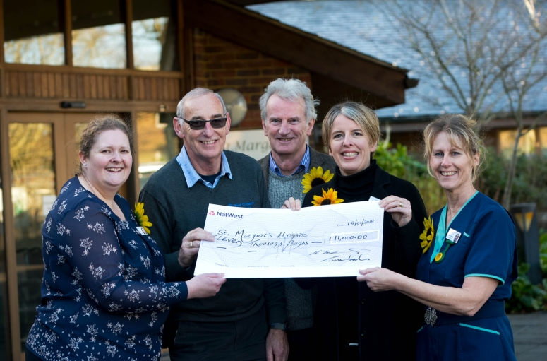West Country Windows chooses St. Margaret's Hospice in charity partnership